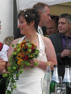 Die Hochzeit von Stefanie Müller und Adreas Bühler
