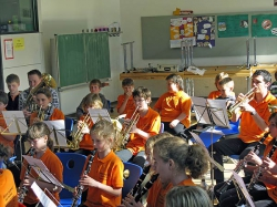 Wertungsspiel Jugendkapelle in Überlingen