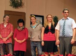 Ach, du fröhliche - Theater 2012