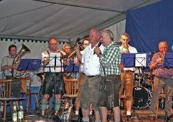Sommerfest 2012 - Bayerischer Abend