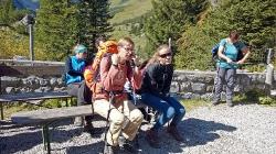 Bergwanderung Sulzfluh