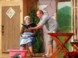 Opa es reicht - Theaterveranstaltung 2016