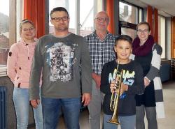 Juniorabzeichen für Max Grießhaber_1