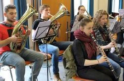 Probenwochenende Jugendkapelle 2018_2