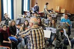 Probenwochenende Jugendkapelle 2018_3