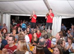 Sommerfest samstagabend mit LauterBlech_12