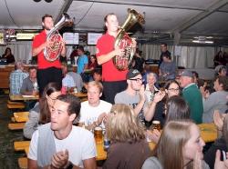 Sommerfest samstagabend mit LauterBlech_13