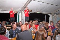 Sommerfest samstagabend mit LauterBlech_15