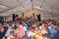 Sommerfest samstagabend mit LauterBlech_8