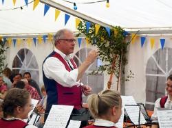 Harmonie auf dem Stadtfest in Vöhrenbach_2