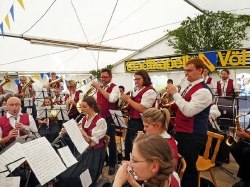 Harmonie auf dem Stadtfest in Vöhrenbach_3