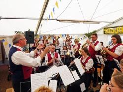 Harmonie auf dem Stadtfest in Vöhrenbach_4