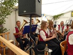 Harmonie auf dem Stadtfest in Vöhrenbach_6