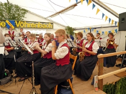 Harmonie auf dem Stadtfest in Vöhrenbach_7