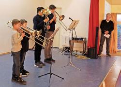 Vorspielnachmittag des Jugendorchesters Tennenbronn_4
