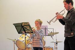 Vorspielnachmittag Jugendorchesters Tennenbronn
