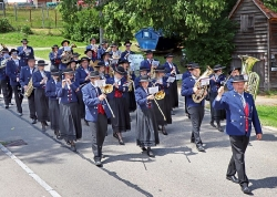 100 Jahre MV Mariazell Umzug