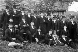Archivbilder Jubiläum 110 Jahre
