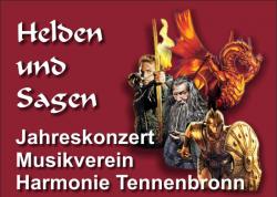 Jahreskonzert 2019 Harmonie Tennenbronn_1