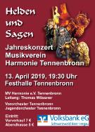 Jahreskonzert 2019 Harmonie Tennenbronn_2