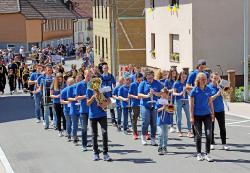 Jugendkapellentreffen in Vöhrenbach
