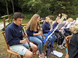 Jugendorchester beim Zwiebelkuchenfest_10