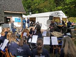 Jugendorchester beim Zwiebelkuchenfest_11