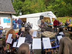 Jugendorchester beim Zwiebelkuchenfest_12