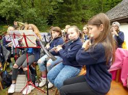 Jugendorchester beim Zwiebelkuchenfest_1
