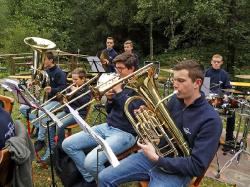 Jugendorchester beim Zwiebelkuchenfest_3