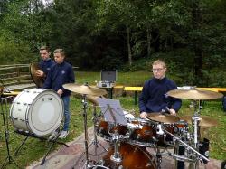 Jugendorchester beim Zwiebelkuchenfest_4