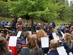 Jugendorchester beim Zwiebelkuchenfest_5