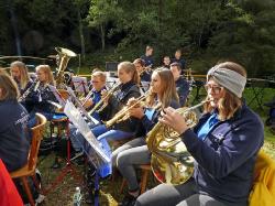 Jugendorchester beim Zwiebelkuchenfest_7