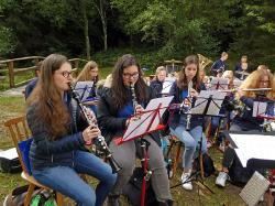 Jugendorchester beim Zwiebelkuchenfest_9