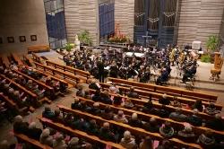 Kirchenkonzert 110 Jahr MV Harmonie Tennenbronn