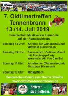 Oldtimertreffen mit Abschlepp Party