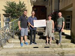 Musikvereine Spenden an Flutopfer
