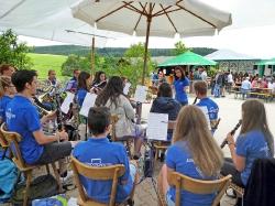 Erster Auftritt Jugendorchester Tennenbronn_11