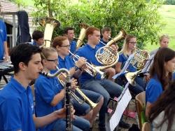 Erster Auftritt Jugendorchester Tennenbronn_12