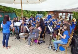 Erster Auftritt Jugendorchester Tennenbronn_13