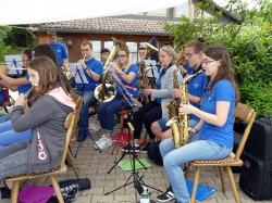 Erster Auftritt Jugendorchester Tennenbronn_14