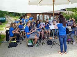 Erster Auftritt Jugendorchester Tennenbronn_3
