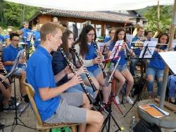 Erster Auftritt Jugendorchester Tennenbronn_4