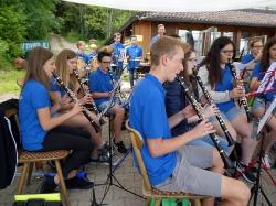 Erster Auftritt Jugendorchester Tennenbronn_5
