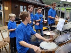Erster Auftritt Jugendorchester Tennenbronn_7