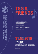 Jugendorchester Tennenbronn bei TSG & Friends